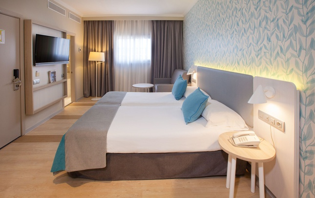 Standard doppelzimmer economy abora continental by lopesan hotels gran canaria