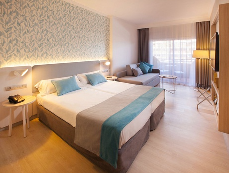 Standard doppelzimmer barrierefrei abora continental by lopesan hotels gran canaria