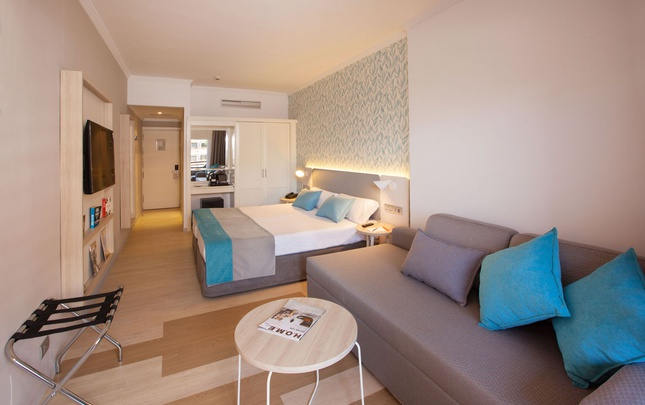 Standard doppelzimmer abora continental by lopesan hotels gran canaria