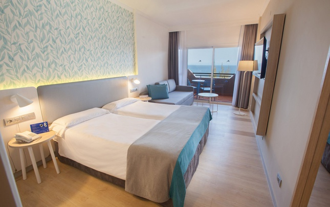 Doppelzimmer deluxe blick - adults only abora continental by lopesan hotels gran canaria